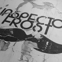 Inspector Frost Old Paint Logo